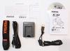 Obsah balení Pentax K-30 + 18-55 mm + 50-200 mm