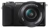 Sony NEX-3N + 16-50 mm černý + 16GB Ultra + originální  brašna + protector LCD!