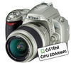 Nikon D40 stříbrný + AF-S 18-55 mm