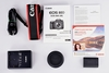 Obsah balení Canon EOS 80D tělo
