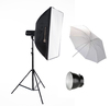 Photon Europe set Digital Master 250 WS + Softbox 60x60
