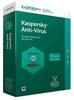 Kaspersky Anti-Virus 2017 CZ, 1PC, 1 rok, obnovení licence, box + 3 měsíce navíc zdarma