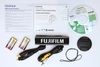 Obsah balení Fuji FinePix HS25 EXR