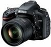 Nikon D600 + 24-120 mm VR