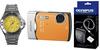 Olympus Mju 790 SW oranžový