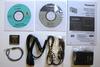 Obsah balení Panasonic Lumix DMC-FS42 stříbrný + digitální LCD budík zdarma!
