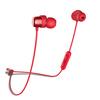 NICEBOY sluchátka HIVE E2 červená