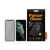 PanzerGlass tvrzené sklo Edge-to-edge Privacy pro iPhone 11 Pro Max / XS Max černé