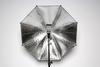 Fomei deštník S-85 stříbrný