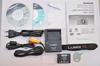 Obsah balení Panasonic Lumix DMC-GF2 černý + 14 mm + 4GB karta + pouzdro DFV40 zdarma!