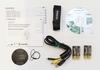 Obsah balení Fuji FinePix S4500