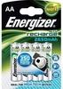 Energizer AA baterie 2650 mAh 4 ks