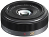 Panasonic Lumix G 20mm f/1,7 ASPH