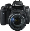 Canon EOS 750D + 18-55 mm IS STM + 50 mm f/1,8