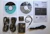Obsah balení Panasonic Lumix DMC-FP8 černý + pouzdro DF11 zdarma!