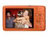 Canon IXUS 130 oranžový - 2