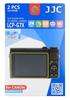 JJC ochranná folie LCD LCP-G7X pro Canon PowerShot G7 X, G7 X II