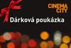 Poukázka na vstupenku do Cinema City v hodně 199 Kč