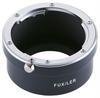 Novoflex adaptér z Leica R na Fuji X Pro