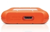 """LaCie Rugged Mini 500GB 7200 RPM, 2.5\"""", USB3.0 Shock rain pressure resistant"""