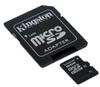 Kingston Micro SD (SDHC Class 10) 16GB karta + adaptér SD