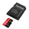 SanDisk Micro SDXC 64GB Extreme Pro 95 MB/s Class 10 UHS-I + Adaptér