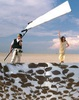 Sunbounce SUN-SWATTER PRO KIT průsvitný Le Louche