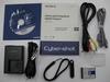 Obsah balení Sony CyberShot DSC-T90 černý