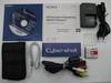 Obsah balení Sony CyberShot DSC-W275 + originální pouzdro zdarma!