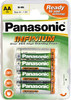 Panasonic Infinium AA baterie 2100 mAh 4 ks