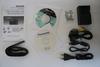 Obsah balení Panasonic Lumix DMC-GF3 černý + 14 mm