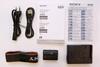 Obsah balení Sony Alpha A65 + 18-55 mm + ochranný filtr 55mm zdarma!
