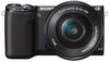 Sony NEX-5R + 16-50 mm