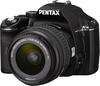 Pentax K-m + 18-55 mm