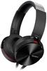 Sony sluchátka MDR-XB950AP černá