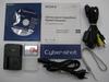 Obsah balení Sony CyberShot DSC-W270 stříbrný + MS 2GB karta + MS čtečka USB + pouzdro DF11 zdarma!