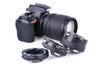 Meike sada mezikroužků 12mm/20mm/36mm pro Nikon
