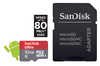 SanDisk Micro SDHC 32GB ULTRA 80 MB/s Class 10 UHS-I