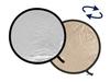 Lastolite Collapsible odrazná deska 75cm sluneční svit/stříbrná