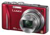 Panasonic Lumix DMC-TZ20 červený