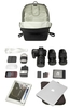 Crumpler Jackpack Half Photo Backpack černá-2