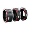 Aputure sada mezikroužků 13mm/21mm/31mm pro Canon