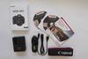 Obsah balení Canon EOS 700D
