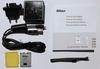 Obsah balení Nikon Coolpix S5300