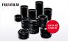 Časově omezená sleva 4 000 Kč na Fuji XF 23mm f/1,4 R a další objektivy