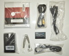 Obsah balení Casio EXILIM H10 černý + SD 2GB karta + pouzdro DF15 zdarma!