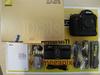 Obsah balení Nikon D3s tělo