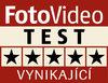 FotoVideo test - vynikající