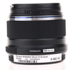 Olympus M.ZUIKO 25mm f/1,8 černý bazar