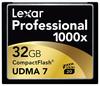 Lexar CF 32GB 1000x Professional